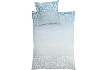 Kleine Wolke Bettwäsche Florence, Polarblau