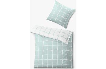 Kleine Wolke Bettwäsche Tom, Aqua