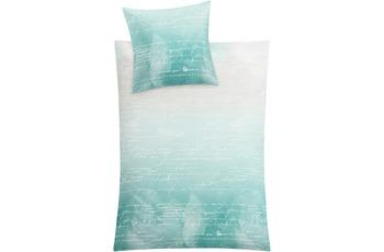 Kleine Wolke Bettwäsche Wimp, jade