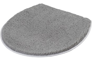 Kleine Wolke Deckelbezug Soft, Platin 47 cm x 50 cm