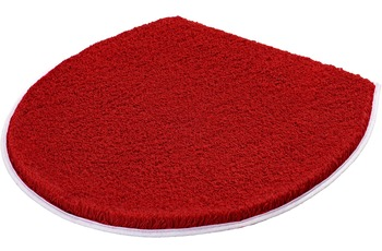 Kleine Wolke Deckelbezug Soft, Rubin 47 cm x 50 cm