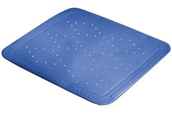 Kleine Wolke Duscheinlage Arosa, Blau 55 x 55 cm