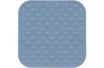 Kleine Wolke Duscheinlage Formosa, Stahlblau 53 x 53 cm Duscheinlage