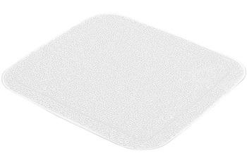 Kleine Wolke Duscheinlage Java-Plus, Weiß 55 x 55 cm