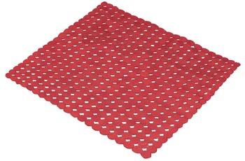 Kleine Wolke Duscheinlage Sign, Rot 55 x 55 cm