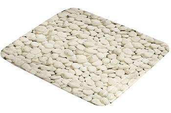 Kleine Wolke Duscheinlage Stepstone, Natur 55 x 55 cm