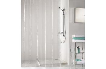 Kleine Wolke Duschvorhang Claro, Clear 180 x 200 cm