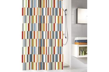 Kleine Wolke Duschvorhang Industry, Multicolor 180 x 200 cm