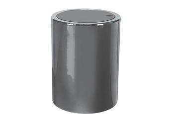 Kleine Wolke Kosmetikeimer Clap Mini, Platin 11x15x11/ 1,5 Liter