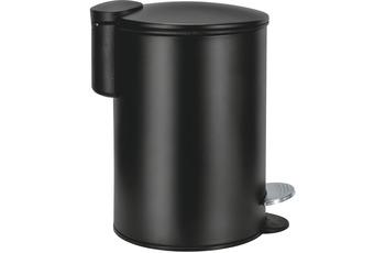 Kleine Wolke Kosmetikeimer Silence, Schwarz 17x23,6x17/ 3 Liter