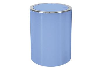 Kleine Wolke Kosmetikeimer Trace azur 5 Liter 5 Liter