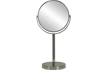 Kleine Wolke Kosmetikspiegel Base Mirror Chrome, Chrom 17 x 33 x 12 cm