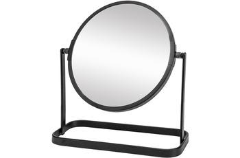 Kleine Wolke Kosmetikspiegel Framework Mirror Schwarz ø 15cm