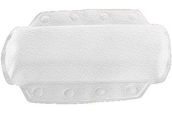 Kleine Wolke Nackenpolster Arosa, Weiß 32x 22 cm