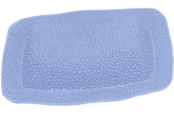 Kleine Wolke Nackenpolster Java-Plus, Capriblau 32x 22 cm