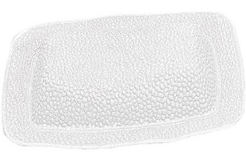 Kleine Wolke Nackenpolster Java-Plus, Weiß 32x 22 cm