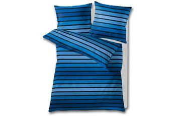 Kleine Wolke Bettwäsche Neapel königsblau