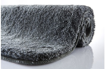 Kleine Wolke Badteppich Relax Anthrazit 85 cm x 150 cm