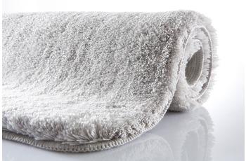 Kleine Wolke Badteppich Relax Grau 100 cm rund