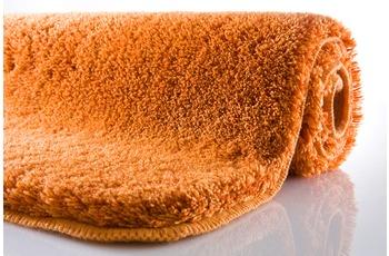 Kleine Wolke Badteppich Relax Rost 55 cm x 65 cm oval