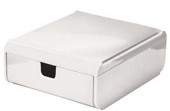 Kleine Wolke Schubladenbox Easy Box, Schneeweiß Schubladenbox 120x53x150 mm