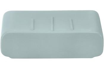 Kleine Wolke Seifenschale Cubic, Opal 8,5x2,9x11,1