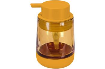 Kleine Wolke Seifenspender Belly Goldgelb 8,4x12,6x8,4cm/  310ml