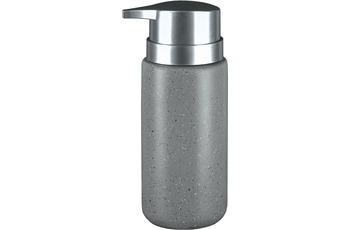 Kleine Wolke Seifenspender Dusty, Platin 6,5x16x6,5cm/ 300ml