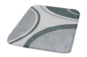 Kleine Wolke Badteppich Verona Anthrazit 50 cm x 65 cm