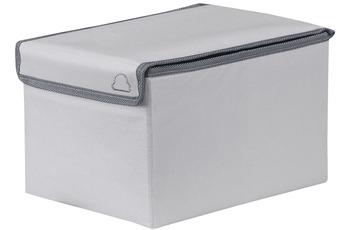 Kleine Wolke Volta Box, Silbergrau