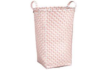 Kleine Wolke Wäschebox Double Laundry, Magnolie 35x50x35 cm