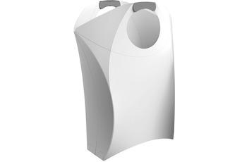 Kleine Wolke Wäschebox Origami Laundry Weiss 50x25,5x51,5 cm Wäschebox