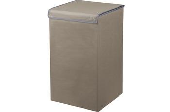Kleine Wolke Wäschebox Volta, Taupe Wäschebox 32x54 cm