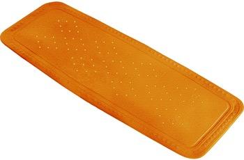 Kleine Wolke Wanneneinlage Arosa, Orange 36x92 cm