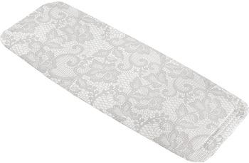 Kleine Wolke Wanneneinlage Spitze, Silbergrau 36 x 92 cm Wanneneinlage
