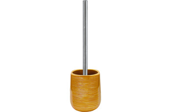 Kleine Wolke WC-Bürstenhalter Argentic Goldgelb 9,5x38x9,5cm