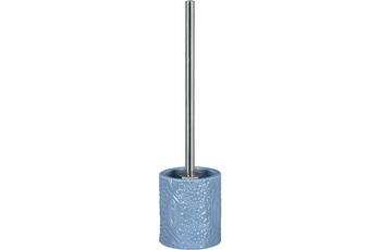 Kleine Wolke WC-Bürstenhalter Mandalay azur 10,3x39x10,3