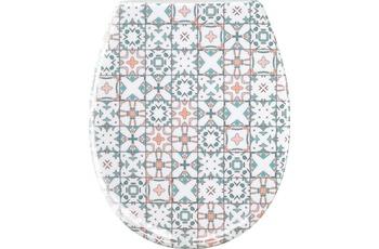 Kleine Wolke WC-Sitz Ida, Multicolor 37x 45 cm