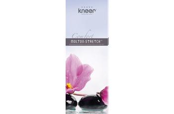 Kneer Qualität 81 Molton-Stretch 01 weiss