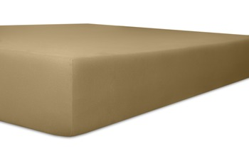 "Kneer Single-Jersey ""Qualität 60"", Farbe 88 toffee"