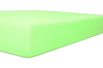 """Kneer Spannbetttuch Easy-Stretch """"Qualität 25"""", Farbe 95 minze"""