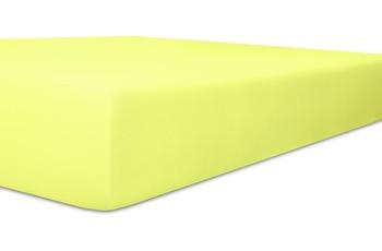 """Kneer Spannbetttuch Easy-Stretch """"Qualität 25"""" Farbe 97 lilie"""