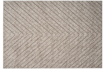 Kayoom Teppich Dominica - Delices Silber /  Beige