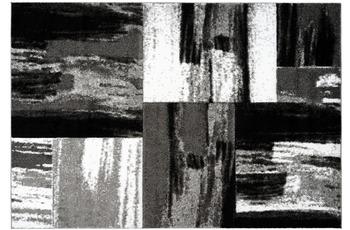 Lalee Teppich Dominica - Roseau Silber