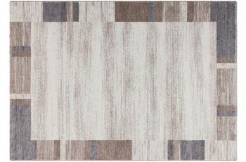 Lalee Teppich Falkland - Darwin Beige /  Silber