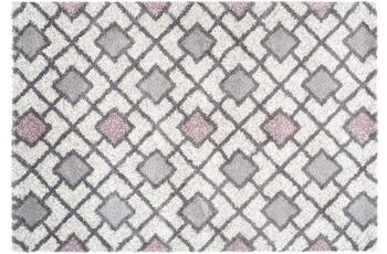Lalee Teppich Guinea - Mamou Violett 160 x 230 cm