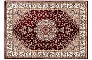 Kayoom Teppich Scotland - Edinburgh Rot 200 x 290 cm