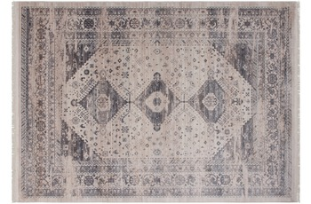 Lalee Teppich Tibet - Haixi Silber