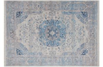 Lalee Teppich Tibet - Nagqu Blau