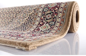 Oriental Collection Shah-Abbas Herati sand 67 x 135 cm
